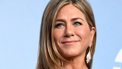 Jennifer Aniston Recalls The 'Brutal' Thing About The 'Friends' Reunion Show