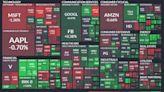 〈美股盤後〉資金追捧週期股 標普最後15分鐘回吐大部分漲幅