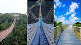 【2021全台天空步道推薦】花蓮親不知子、清境觀景、猴探井、太平雲梯絕美天空步道景點總整理~