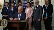 Biden signs executive order promoting economic competition