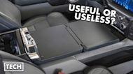 2021 Ford F-150 Interior Work Surface | Autoblog