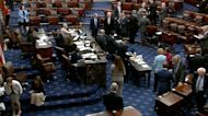 Senate Republicans block debate on elections bill