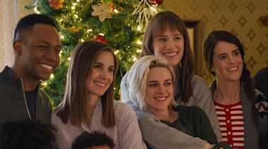 A Yuletide treat: Why Happiest Season is the queer Christmas film we've been waiting for