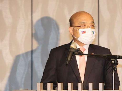 民進黨不提公投對案 黨政高層:結果牽動蘇貞昌內閣存續,只能面對