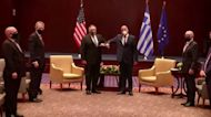 Pompeo visits Greece amidst Turkish tensions
