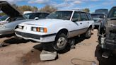 Junkyard Gem: 1987 Oldsmobile Firenza Cruiser station wagon
