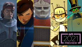 Guide to 2021 TV, Part 1: Animated Sci-Fi, Fantasy, Superhero Shows