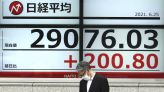 Global stocks mostly rise on US rally on infrastructure deal