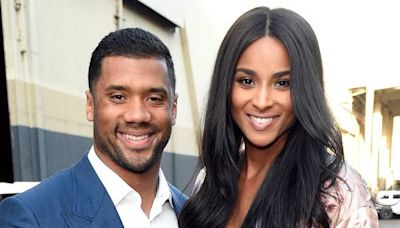 Russell Wilson Keeps Serving Up Relationship Goals—This Is Why Ciara Thinks She's the Luckiest Woman Ever