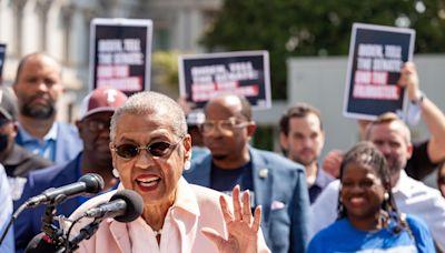Senate Republicans again block sweeping voting rights bill