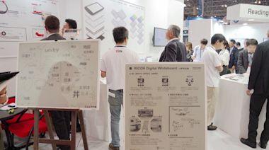 日本理光攜手 E Ink 推出超輕攜帶型電子白板 eWhiteboard 4200 , 42 吋僅 5.9 公斤 - Cool3c