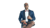 Ore Oduba dons fishnet stockings and high heels in 'Rocky Horror Show' first look