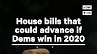 These Bills Could Become Law if Democrats Win