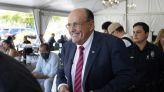 Rudy Giuliani not welcome at Fox News, report says