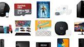 Dell XPS desktop on sale, plus SanDisk storage, Nintendo Switch, Ecovacs robot vacuum, and more for April 15