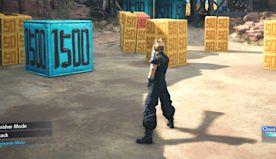 Final Fantasy 7: How to Beat The Box Smashing Mini-Game