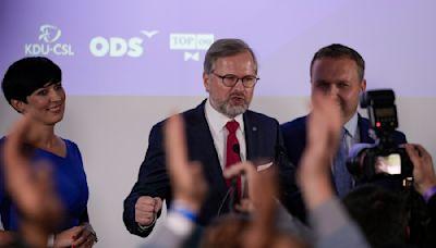 捷克大選變天 反對黨領袖費亞拉有望接任總理 | 國際要聞 | 全球 | NOWnews今日新聞