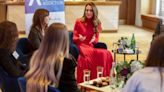 Duchess of Cambridge says addiction can 'happen to any of us'
