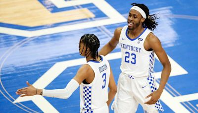 NBA Draft updates: Isaiah Jackson goes in first round, B.J. Boston late in second