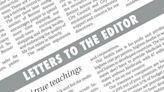Letters to the editor for April 10, 2021