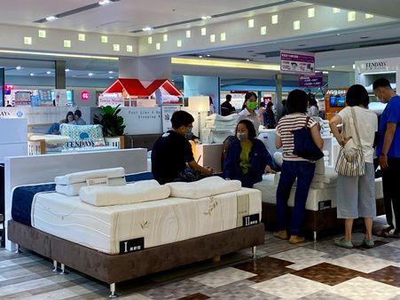 南紡購物中心感恩回饋 消費滿額抽家電