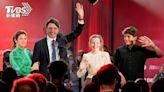 多數政府夢碎! 加拿大總理杜魯道驚險連任
