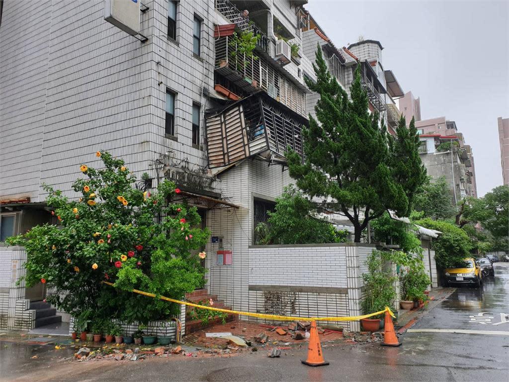 地震 災情