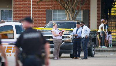 Skeletal remains of 9-year-old, 3 abandoned children found at Houston apartment