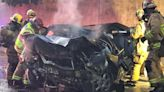 Bill Macfadyen: Few Clues Yet in Fiery Crash That Killed 2 Santa Barbara Residents
