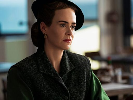 Sarah Paulson on 'Ratched' Season 2 Plans and Her New 'American Horror Story' Character