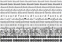 Discord Fonts (𝖈𝖔𝖕𝖞 𝒶𝓃𝒹 𝕡𝕒𝕤𝕥𝕖) ― LingoJam