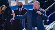 Garth Brooks Performs 'Amazing Grace' at President Biden's Inauguration | Billboard News