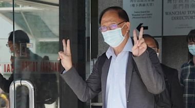 8.31未經批准集結案 楊森親自陳情揚言以身試法只因擔心本港政局 | 蘋果日報