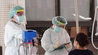 指揮中心說明「中央政府機關防疫相關人員之疫苗分配量寄放於各縣市」一事