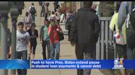Sen. Warren, Rep. Pressley Push For Biden To Extend Pause On Student Loan Payments, Cancel Debt