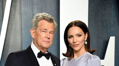 Katharine McPhee Is Pregnant, Expecting First Child With David Foster