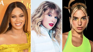Grammy Nominations Led by Beyoncé's Nine, With Six Apiece for Taylor Swift, Roddy Ricch and Dua Lipa
