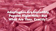 Adaptogens Are Incredibly Popular Right Now—But What Are They, Exactly?