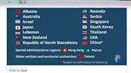 歐盟取消台灣旅遊限制 推特秀我國旗