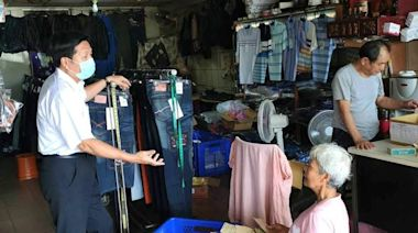 藍委立院提案 前民進黨立委鄭寶清也呼籲普發1萬紓困金