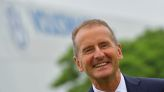 Asked on Porsche IPO, VW CEO says we have to 'consider' tapping markets
