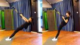 TRX減肥訓練?香港星級教練教你7個動作助瘦全身