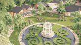 歐風莊園建築新景點!空中城堡生技觀光文創園區