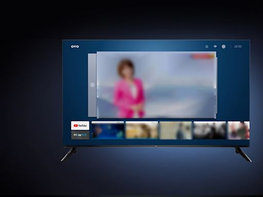 這台電視不用切訊號源 !OVO 量子電視挑戰智慧電視上網率魔咒