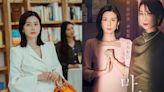 《我的上流世界》李寶英凍齡貴婦造型好華麗!盤點她在劇中的手袋來自哪些大牌?