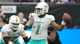 Tua Tagovailoa throws awful interception to keep Jaguars ahead of Dolphins