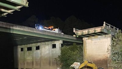 Federal officials investigating Georgia bridge collapse that killed father of 9 kids