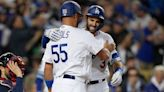 Chris Taylor blasts three homers, Dodgers force NLCS Game 6 with Braves
