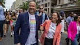 Kamala Harris Becomes First Sitting Vice President to Take Part in a Pride Event