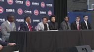 Pistons rookies, including Cade Cunningham, speak publicly: 'My mind was on Detroit'